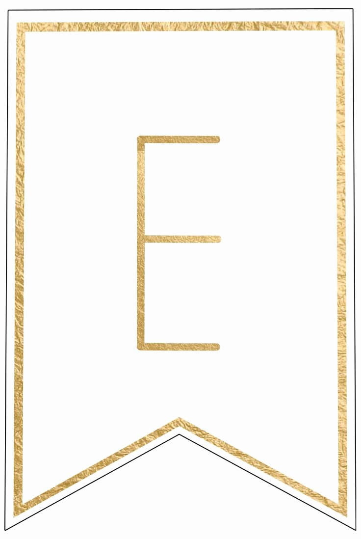 Letter Template for Banners Lovely 25 Best Ideas About Printable Banner Letters On Pinterest