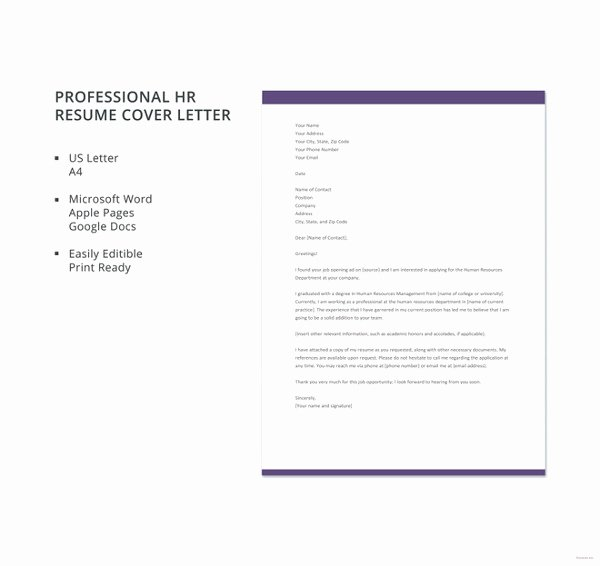 Letter Template Google Docs Lovely 15 Professional Cover Letter Templates Pdf Google Docs