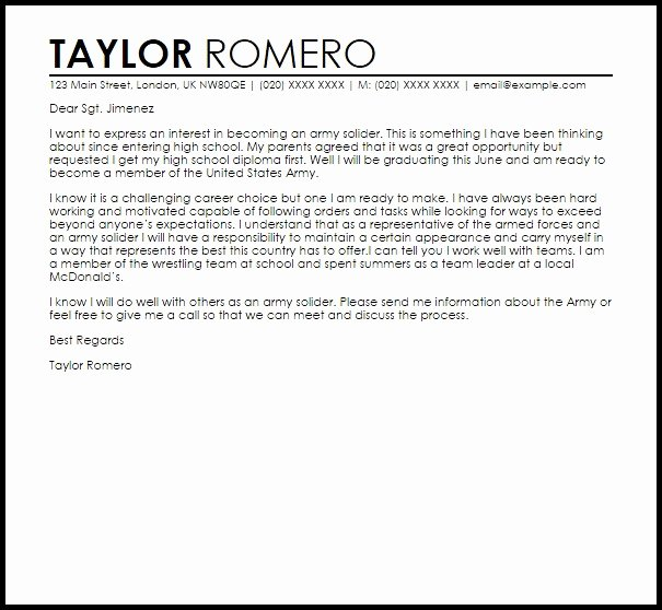 Letter to soldier Template Lovely Letter to sol R Template Writing Templates for Letters