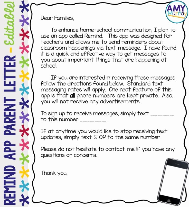 Letters to Parents Template New Best 25 Parent Letters Ideas On Pinterest