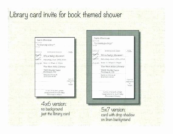 Library Checkout Cards Template Beautiful Library Book Card Template