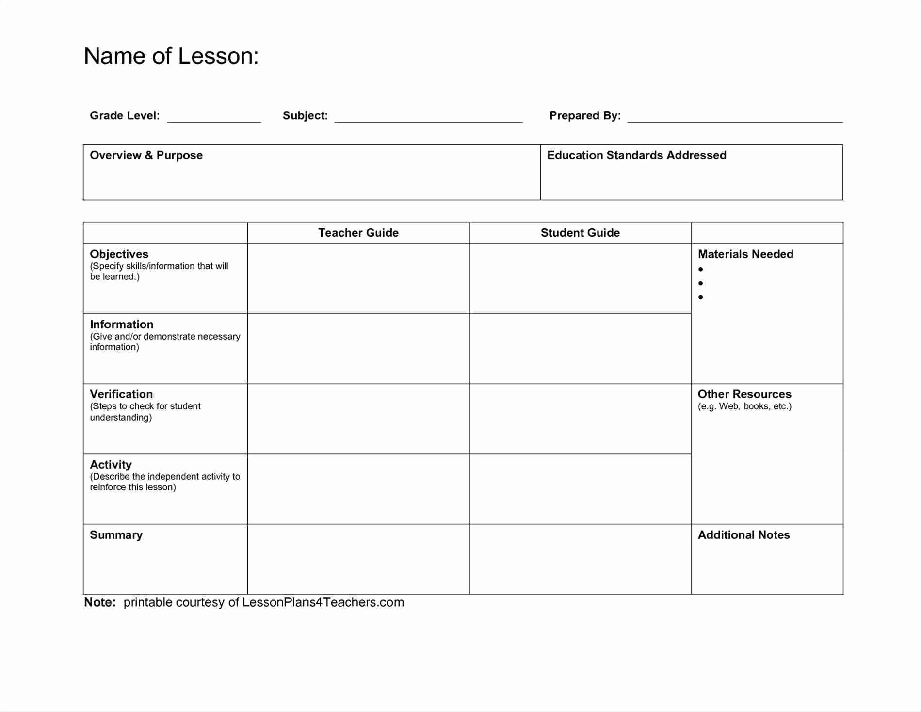 Library Lesson Plan Template Elegant Lesson Planning tools Tips for Teachers Esl Library Blog