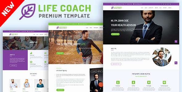 Life Coach Website Template Beautiful Life Coach Psychologist and Speaker Template Business