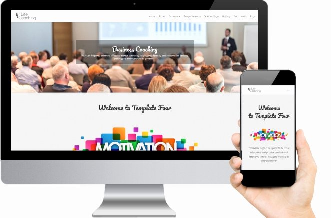 Life Coach Website Template Elegant Life Coaching Website Templates therapy Webs
