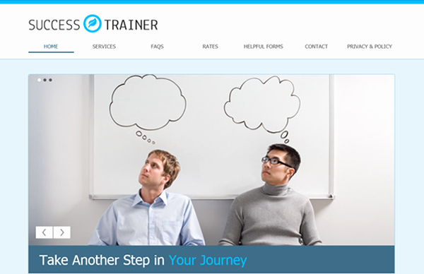 Life Coach Website Template Elegant Life Coaching Website Templates Website