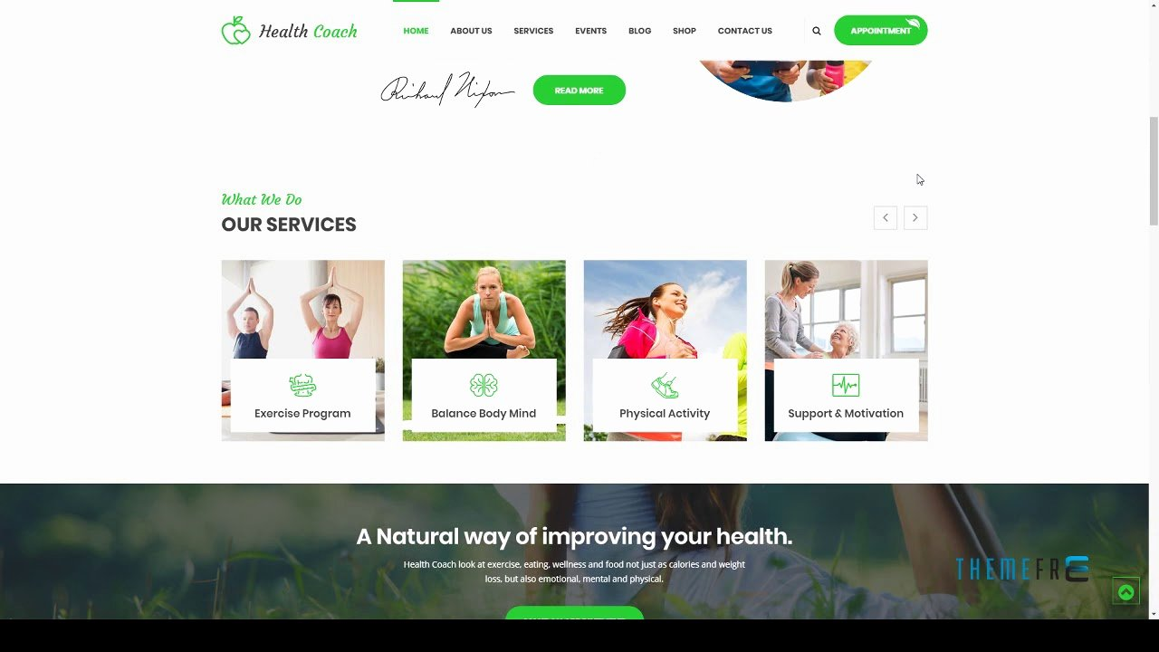 Life Coach Website Template Fresh Health Coach HTML Template for Personal Life Coaching