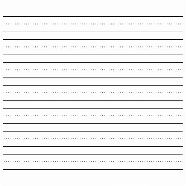 printable writing paper template