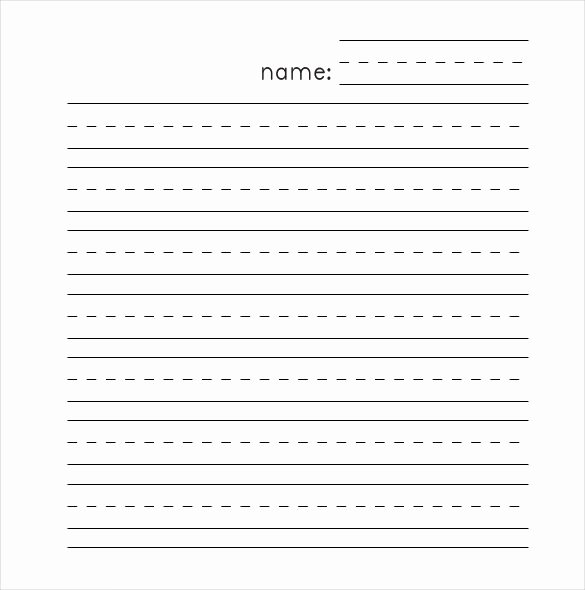 Lined Paper Template Pdf Best Of 10 Lined Paper Templates Doc Pdf Excel