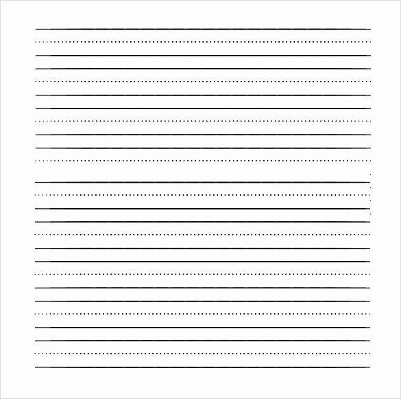 Lined Paper Template Pdf Elegant 12 Lined Paper Templates – Pdf Doc