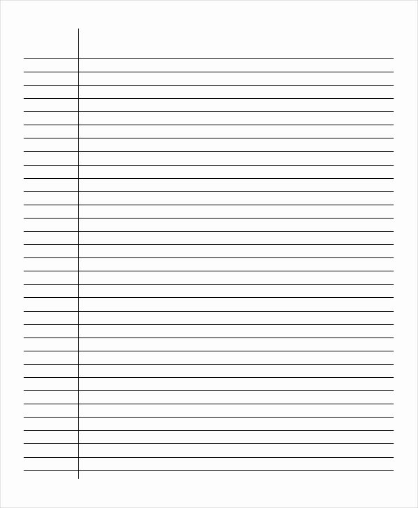 Lined Paper Template Pdf New Lined Paper 10 Free Word Pdf Psd Documents Download