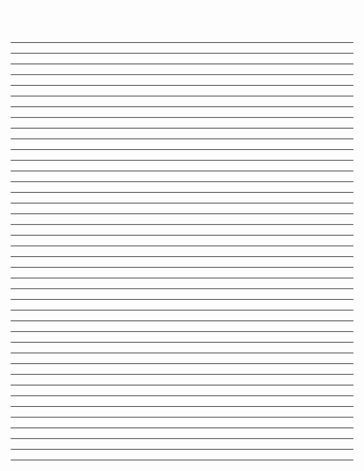 Lined Paper Template Pdf Unique Printable Lined Paper Jpg and Pdf Templates