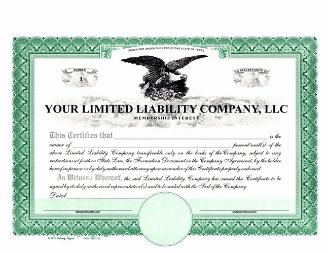 Llc Member Certificate Template Awesome How to form An Llc In south Carolina 12 Steps with