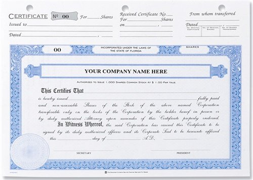 Llc Member Certificate Template Luxury Stock Certificates Membership Certificates