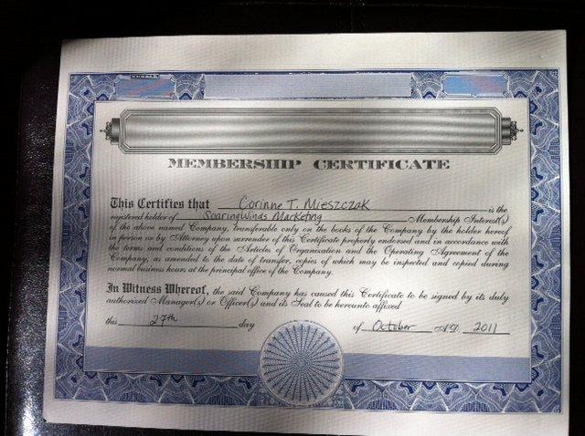 Llc Membership Certificate Template Unique Llc Membership Certificate Stock Membership Certificates