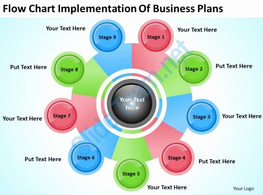 Logic Model Template Ppt Lovely Business Logic Diagram Flow Chart Implementation Plans