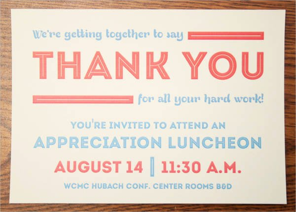 Lunch Invitation Template Free Inspirational 30 Free Invitation Template Download