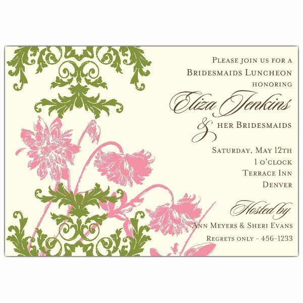 Lunch Invitation Template Free Lovely Brunch Invitation Template Invitation Template