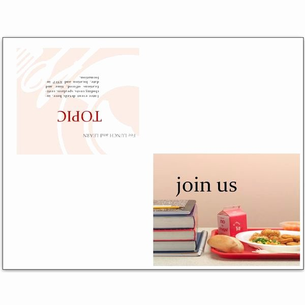 Lunch Invitation Template Free Lovely Lunch Invitation Flyer