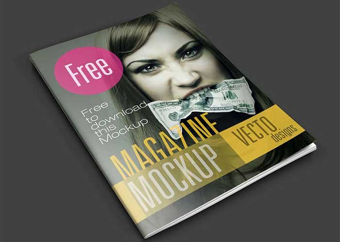 Magazine Cover Template Psd Fresh 33 Best Free Magazine Mockup Templates In Psd to Download