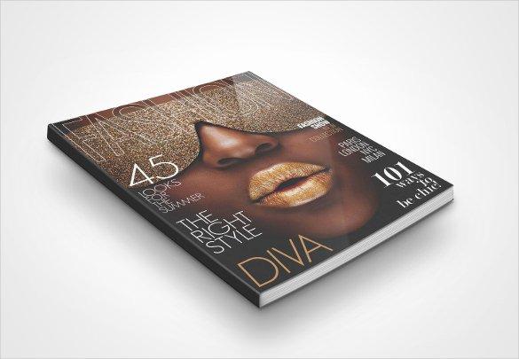 Magazine Cover Template Psd Unique Magazine Cover Psd Templates 54 Free Psd Ai Vector
