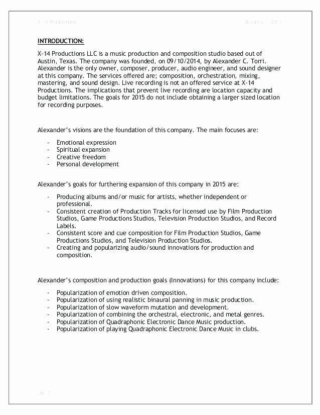 Makeup Artist Resume Template Best Of Sample Business Plan for Artists Sample Artist Management