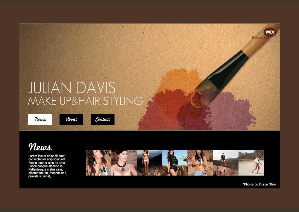 Makeup Artist Website Template Best Of Melanie S Media Blog Planning Website Design Ideas