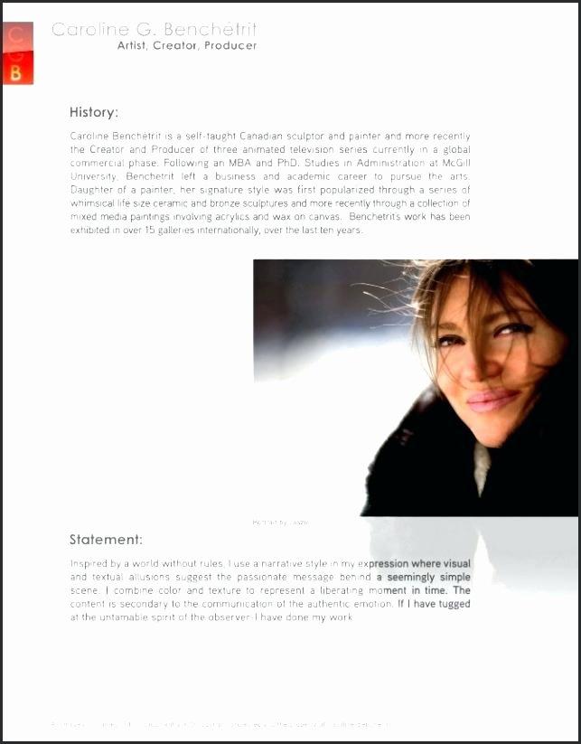 Makeup Artist Website Template Best Of Work Bio Template Makeup Artist Biography Examples Simple