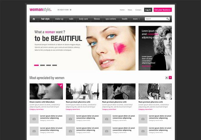 Makeup Artist Website Template Elegant 95 Beautiful Shop Website Templates