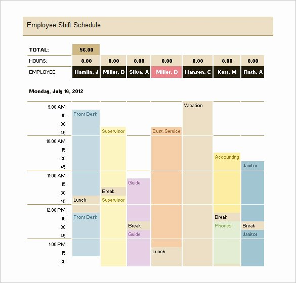 Manufacturing Production Schedule Template Unique Production Schedule Templates 12 Free Sample Example