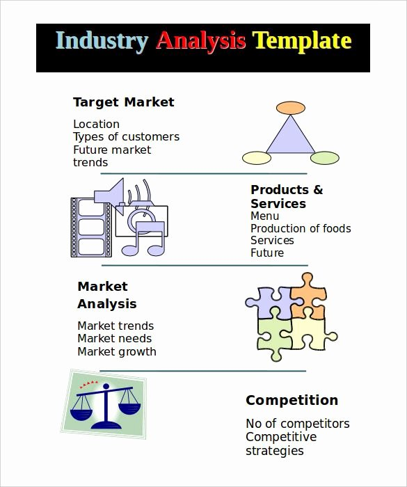 Market Analysis Report Template New 10 Best Images About Analysis Templates On Pinterest