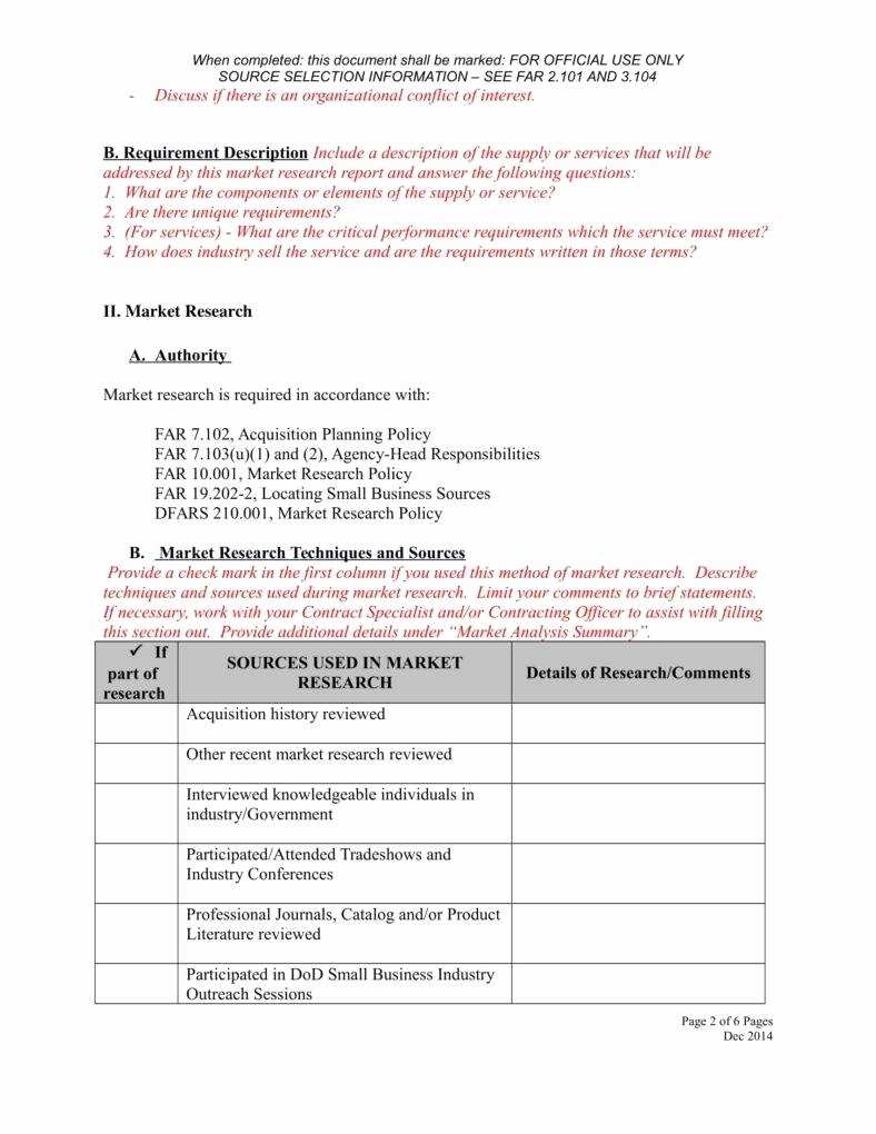 Market Research Report Template Beautiful 9 Business Reports Template Docs Word Pages