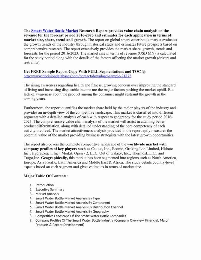 Market Research Report Template Elegant Market Research Report Sample Template Ppt Example Pdf
