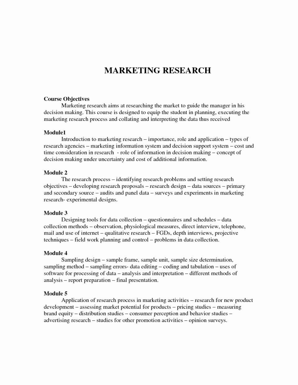 Market Research Report Template Luxury Market Research Report Sample Template Ppt Example Pdf