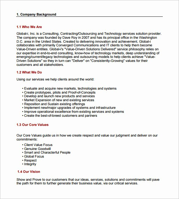 Marketing Consulting Proposal Template Best Of 16 Consulting Proposal Templates Doc Pdf Excel