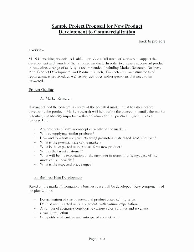Marketing Consulting Proposal Template Best Of Consultant Proposal Template Sample Consulting Project