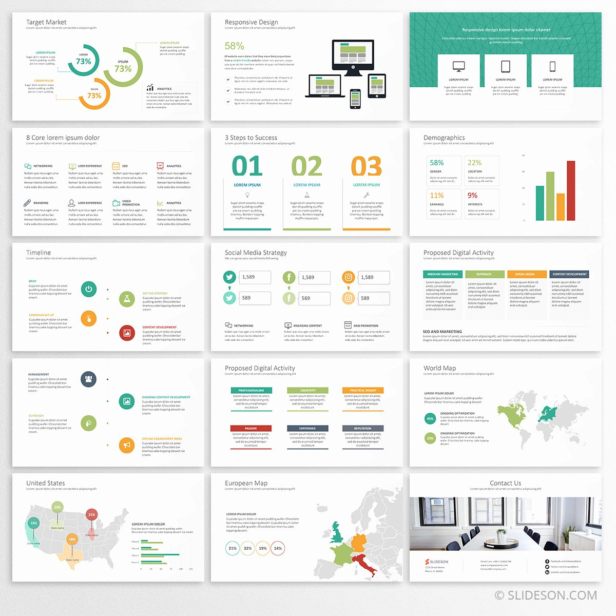 Marketing Strategy Template Ppt Best Of Marketing Plan Powerpoint Template Marketing Strategy