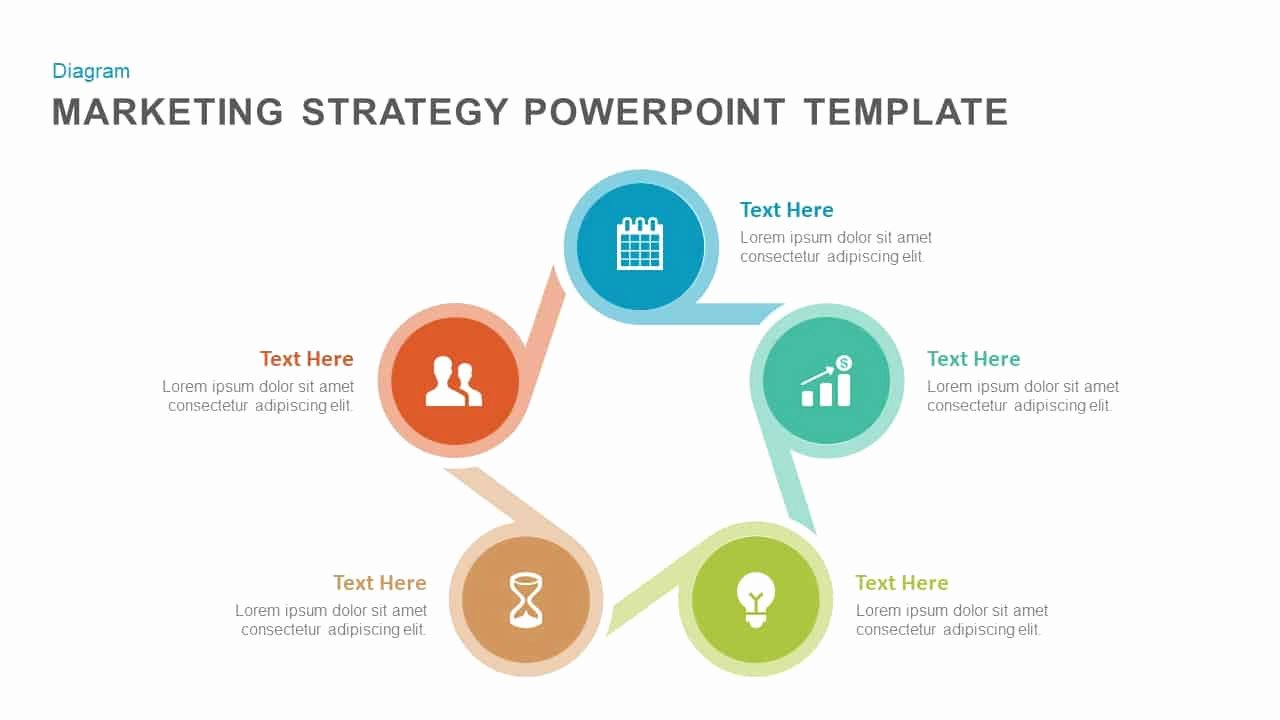 Marketing Strategy Template Ppt Lovely Marketing Strategy Powerpoint Template and Keynote