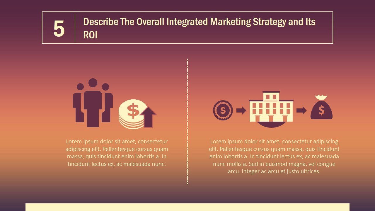 Marketing Strategy Template Ppt Luxury Inbound Marketing Powerpoint Template Slidemodel