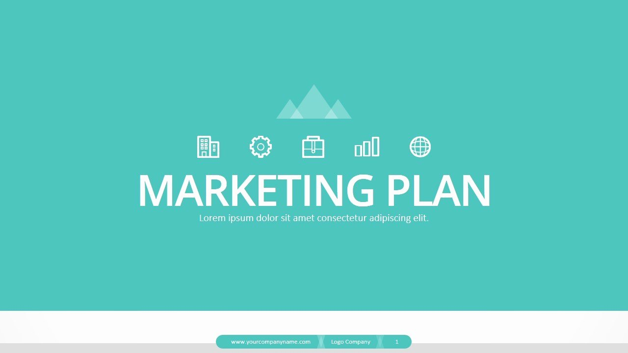 Marketing Strategy Template Ppt New Marketing Plan Powerpoint Presentation by Jhon D atom