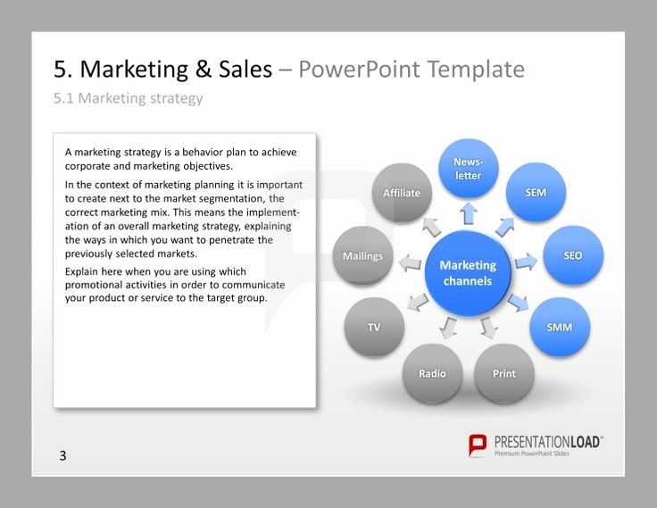 Marketing Strategy Template Ppt Unique 117 Best Images About Marketing Powerpoint Templates On