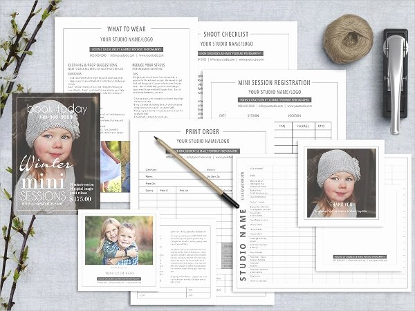 Marketing Template for Photographers Inspirational 8 Graphy Marketing Templates Free Sample Example