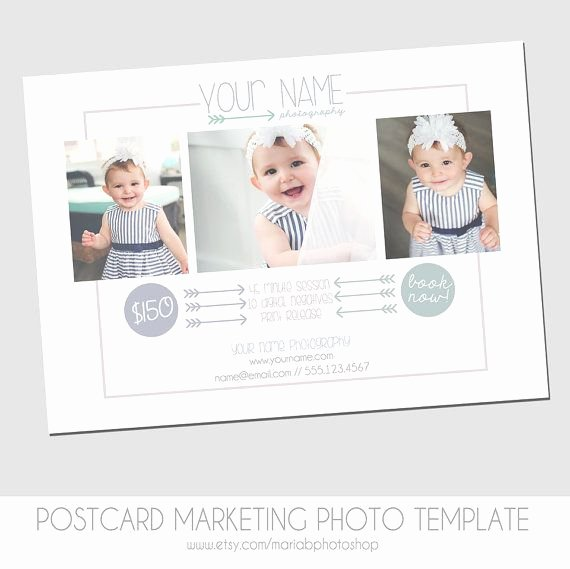 Marketing Template for Photographers Inspirational Graphy Postcard Mini Session Flyer Marketing