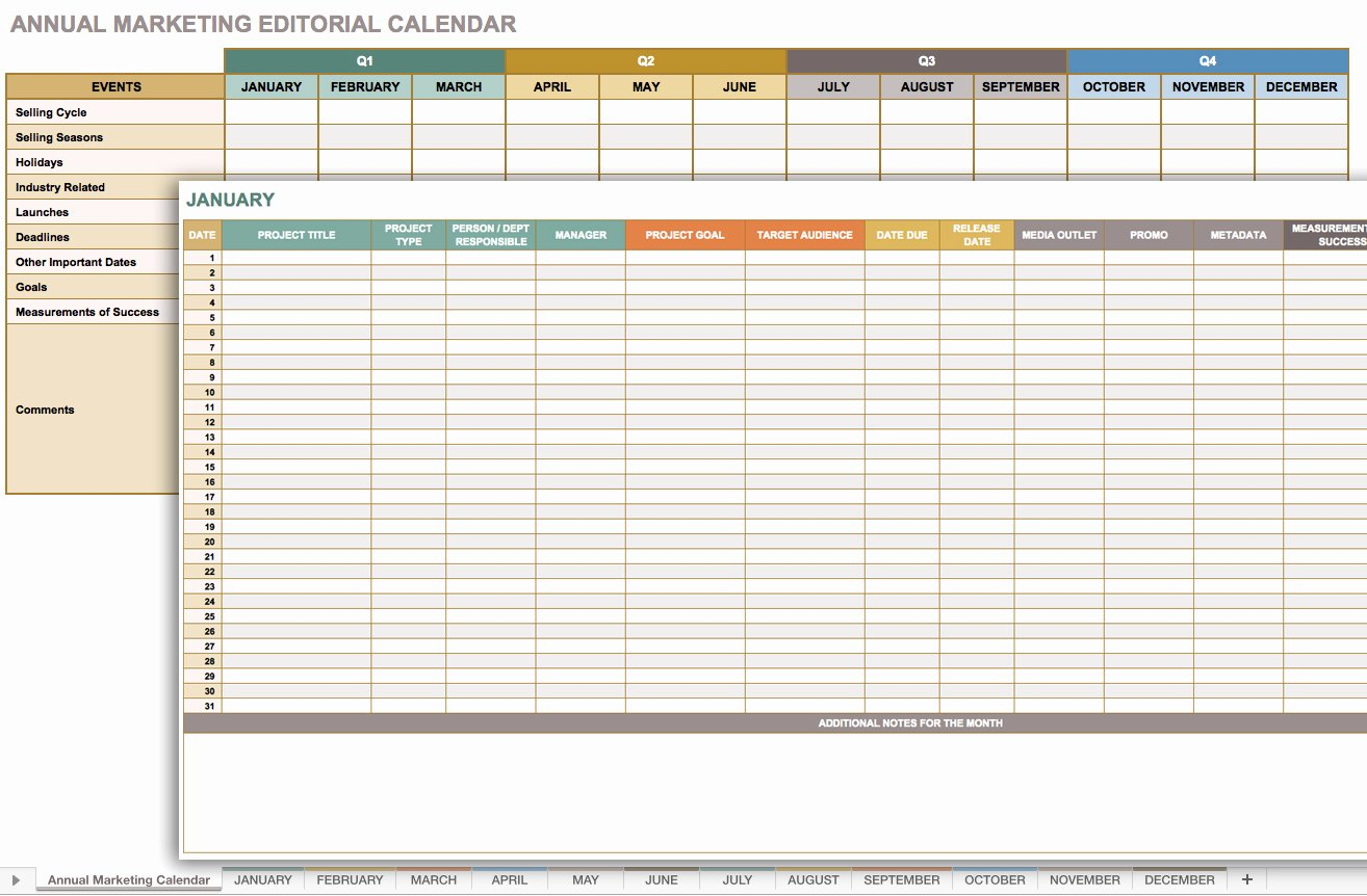 Marketing Timeline Template Excel Luxury Free Marketing Timeline Tips and Templates Smartsheet