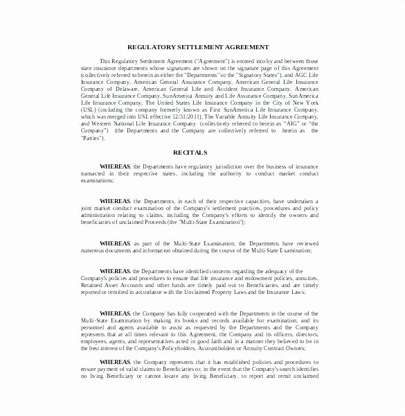 Maryland Separation Agreement Template Beautiful 76 Elegant Virginia Separation Agreement Template
