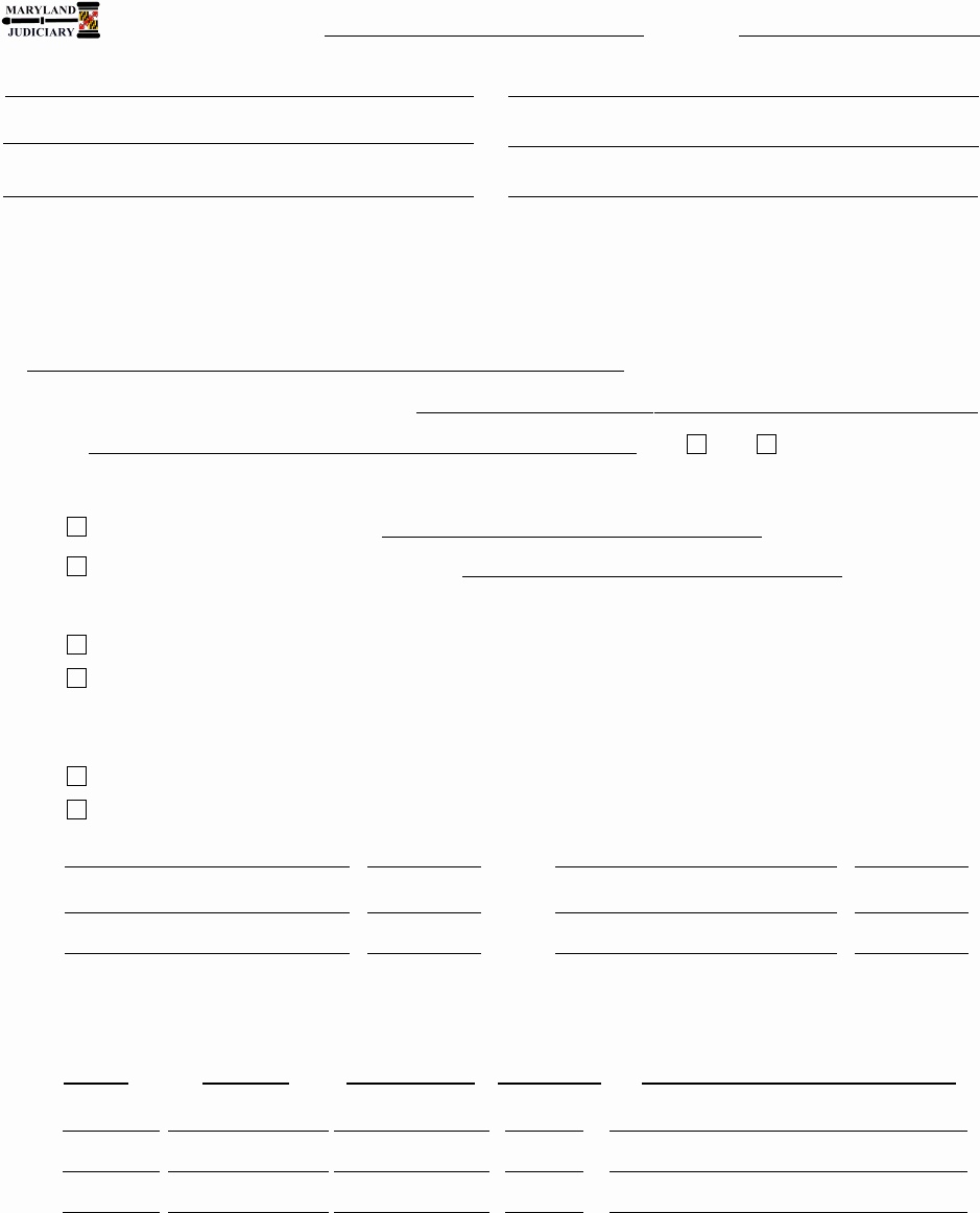 Maryland Separation Agreement Template Luxury Download Maryland Separation Agreement Template for Free