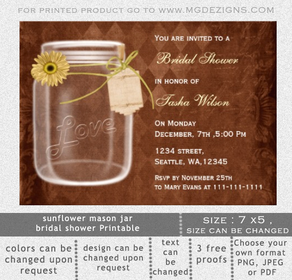 Mason Jar Invitation Template New Mason Jar Invitations Templates Blank