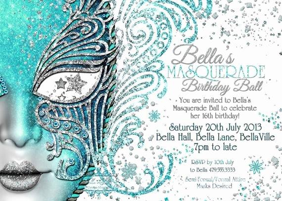 Masquerade Invitation Template Free Elegant Masquerade Invitation Mardi Gras Party Party Invitations