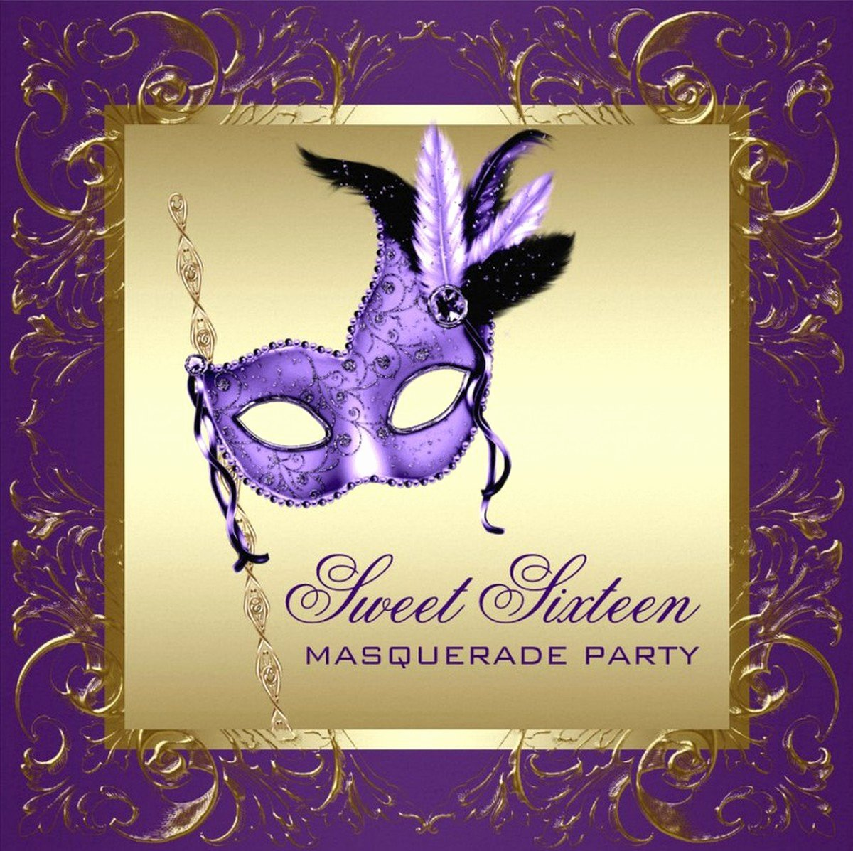 Masquerade Invitation Template Free Lovely Free Printable Masquerade Invitation Templates