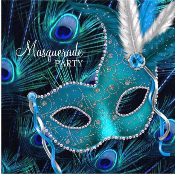 Masquerade Invitation Template Free New 18 Masquerade Invitation Templates – Free Sample Example