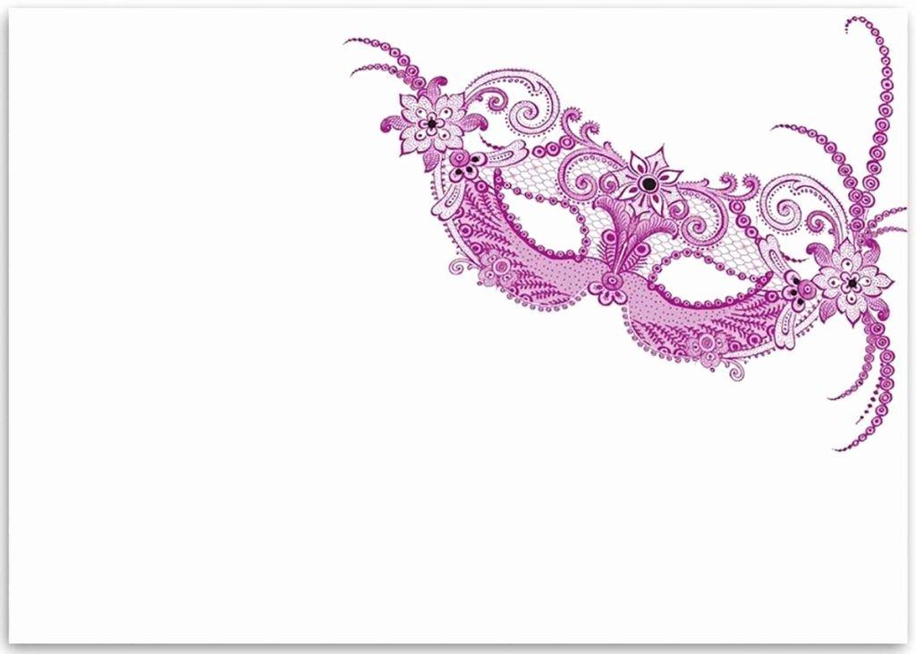 Masquerade Invitations Template Free Elegant Free Printable Masquerade Party Invitation